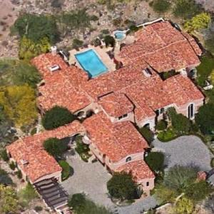 Patricia Newton's House (Former) (Google Maps)