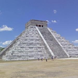 Temple of Kukulkan (StreetView)