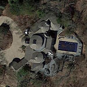 Dana Mecum's house (Google Maps)