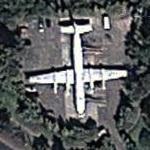 Il-18B (Google Maps)