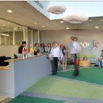 Google Bldg CL3 Lobby (StreetView)