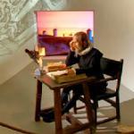 "Miguel de Cervantes ""Wax Museum"" (StreetView)"