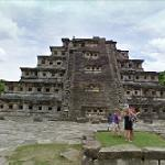 The Pyramid of the Niches (StreetView)