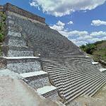 Great Pyramid, Uxmal