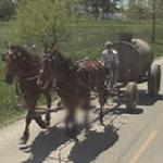 Amish vehicle (StreetView)
