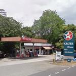 Singapore's oldest petrol station (StreetView)