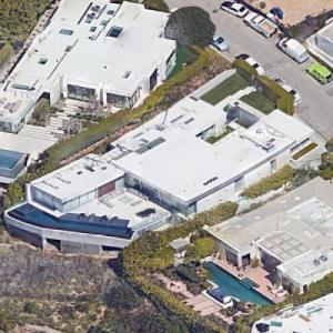 Winklevoss Twins' House (Google Maps)