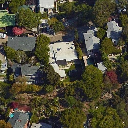 Emma Roberts House Former In Los Angeles Ca Google Maps