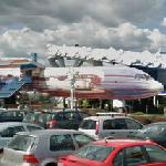 Jet Restaurant of Niki Lauda (Ilyushin IL-62) (StreetView)