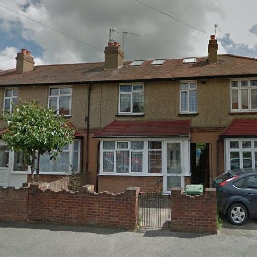 Freddie Mercury S Former House In Feltham United Kingdom