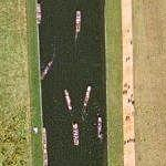 Punting on the Cam (Google Maps)