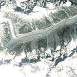 Satopanth Glacier (Google Maps)