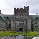 Hatley Castle at Royal Roads University (StreetView)