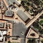 Piazza e Palazzo del Quirinale (Google Maps)