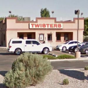 "Breaking Bad Filming Location ""Los Pollos Hermanos"" (StreetView)"