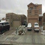 "Breaking Bad Filming Location ""Drug bust ride-along"" (StreetView)"
