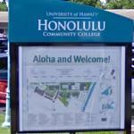 Honolulu Community College (StreetView)