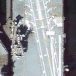 Aircraft Carrier USS Kitty Hawk (CV-63)
