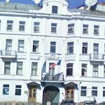Consulate-General of France in Saint Petersburg (StreetView)