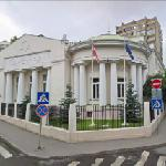 Embassy of Austria in Moscow (StreetView)