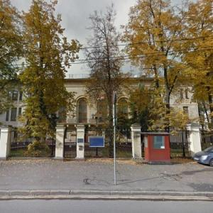 Embassy of Iraq in Moscow (StreetView)