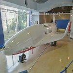 ALFLEX(Automatic Landing Flight Experiment) vehicle (StreetView)