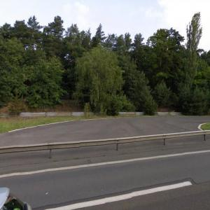 Old Part of Avus Circuit (StreetView)