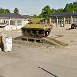 Old Tank at Zentropa