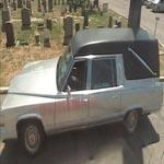 Los Angeles Hearse