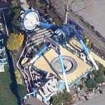 Drayton Manor Theme Park's Maelstrom (Google Maps)