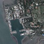 Puerto Belgrano naval base (Google Maps)