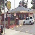 """""""Falling Down"""" Filming Location """"Whammy Burger"""" (StreetView)"""