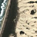 Coos Bay Dunes (Google Maps)