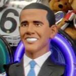 Barack Obama (StreetView)