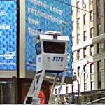 NYPD Mobile Surveillance Tower (StreetView)