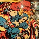 Captain America (StreetView)