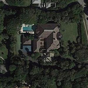 Charles Modica's house (Google Maps)