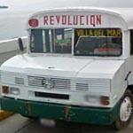 The Revolucion Bus Has Arrived (StreetView)