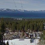 "Heavenly Valley Ski Resort ""The Face"" (StreetView)"