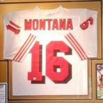 Joe Montana Jersey (StreetView)