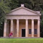 Temple of Piety in Studley Royal