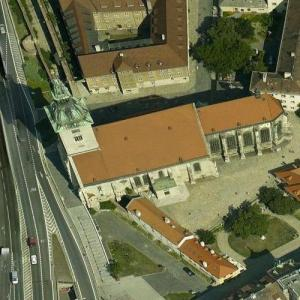 St. Martin's Cathedral (Google Maps)