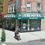 Eddie Money travel agency
