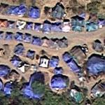 Nickelsville Homeless Camp (Google Maps)