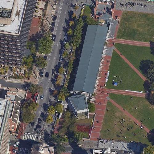 Liberty Bell Center (Google Maps)