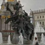 Monument to the Founders of Kiev (StreetView)