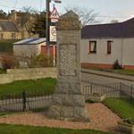 Fearn War Memorial, Ross & Cromarty (StreetView)