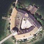 Schloss Ort lake castle (Google Maps)