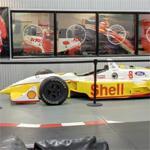 Jimmy Vasser's CART race car (StreetView)