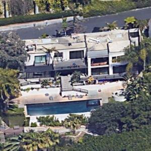Kristen Stewart's House (Google Maps)